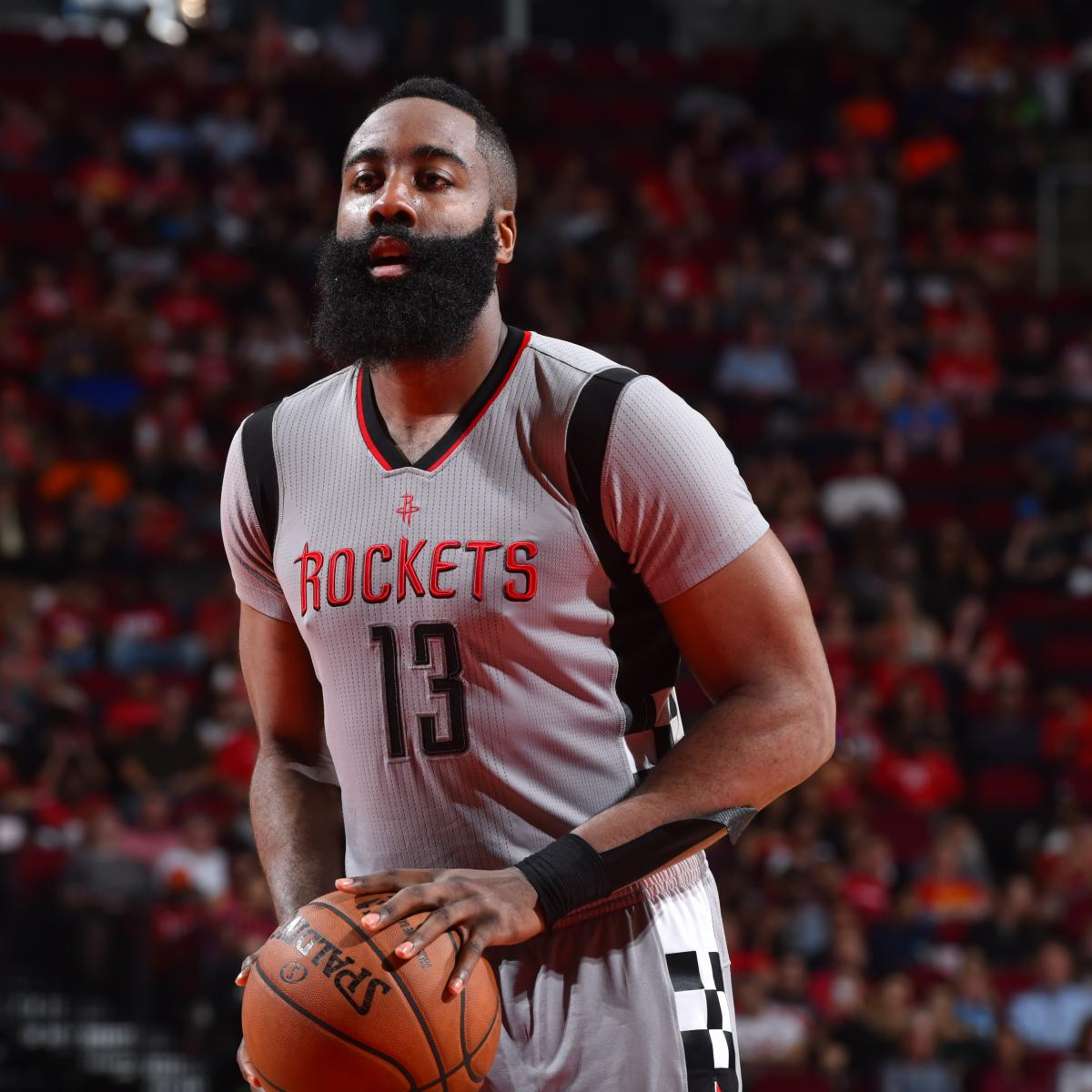 James Harden In Okc: James Harden Says Playing 82 Games Should Matter In NBA