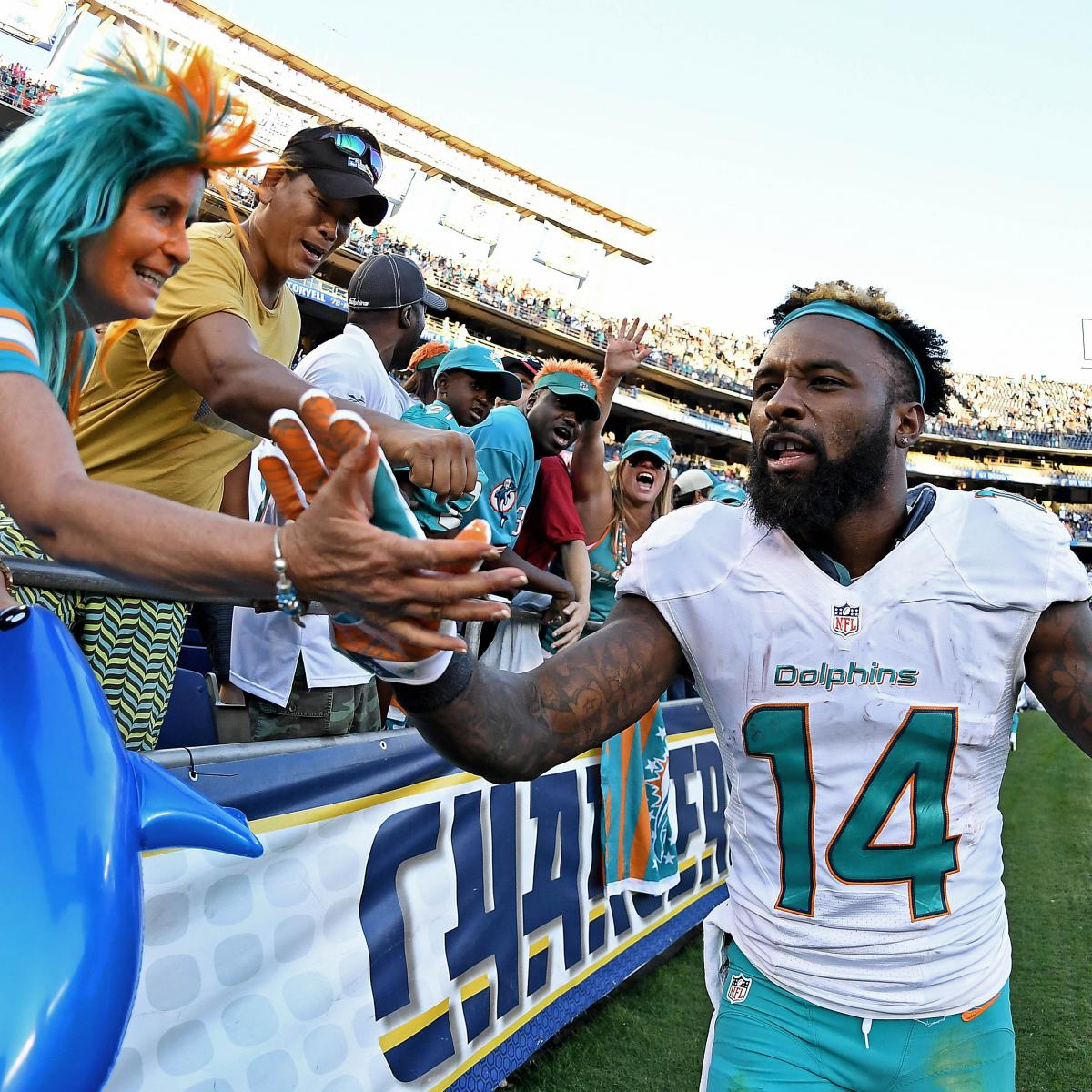 Jarvis Landry Receives Franchise Tag from Dolphins  73301d0b7