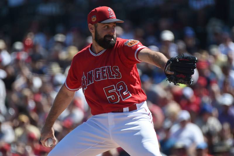 6921a347b Matt Shoemaker to Wear Head Protection After Brain Surgery ...