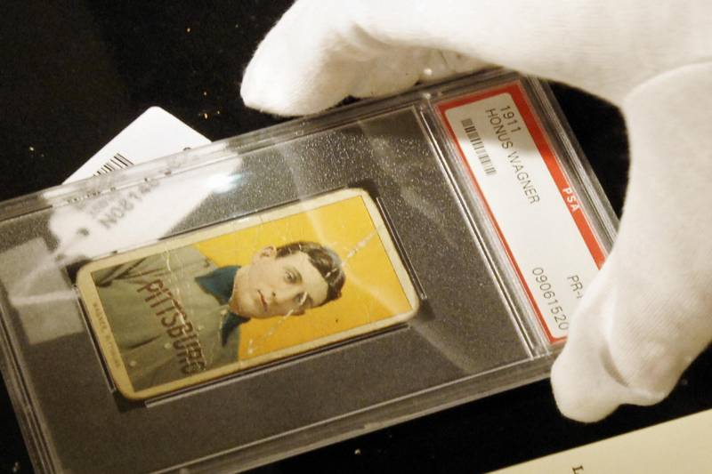 A Guide To The 10 Most Expensive Baseball Cards Ever Sold