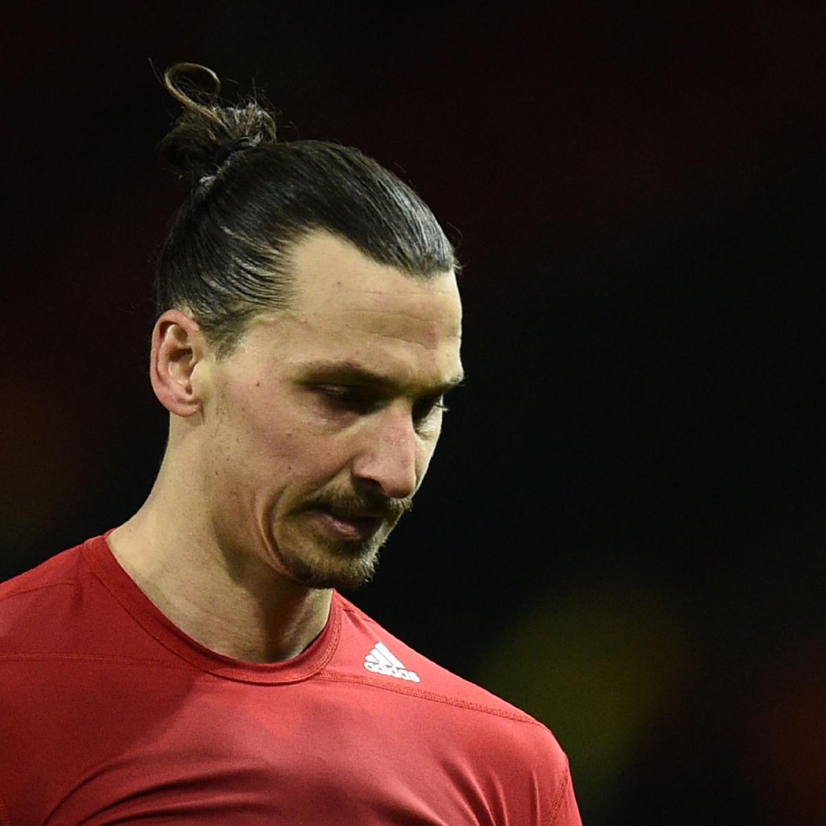Wondergoal By Zlatan: Zlatan Vs. Lukaku: Who Would Man United Fans Like To Lead