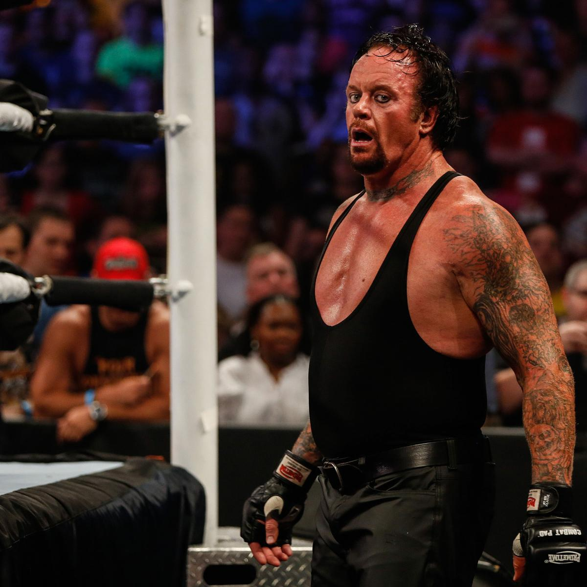 Undertaker Appears To Retire After Wwe Wrestlemania 33