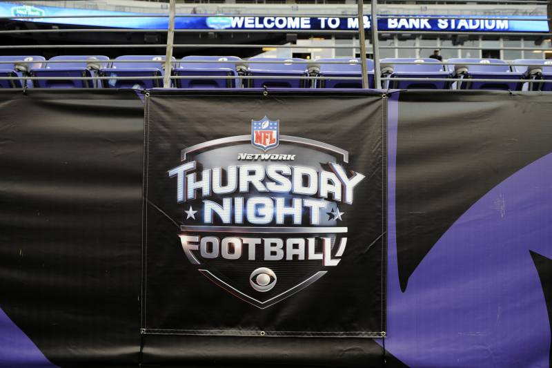 Amazon to Live-Stream NFL Thursday Night Football Games