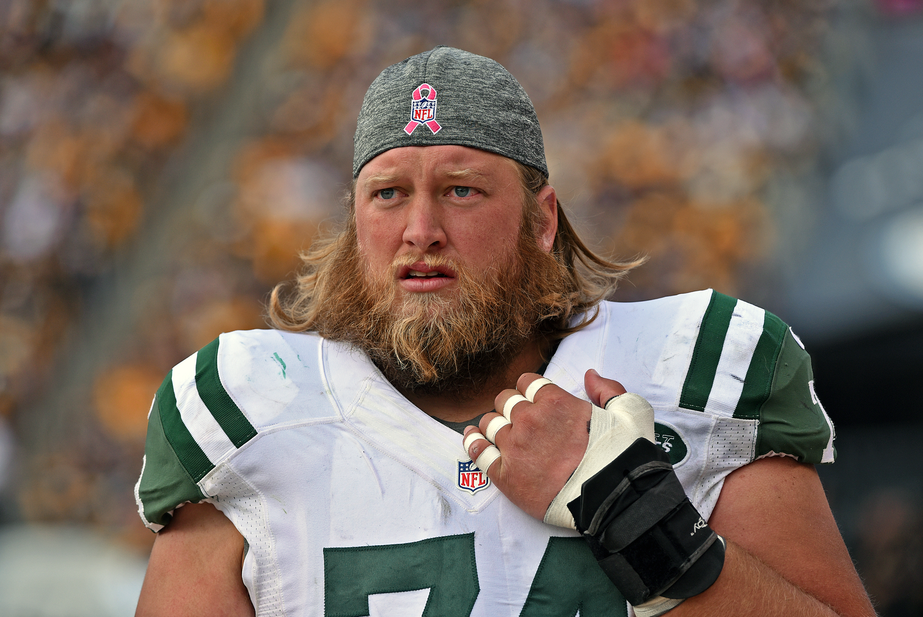 Image result for photo nick mangold