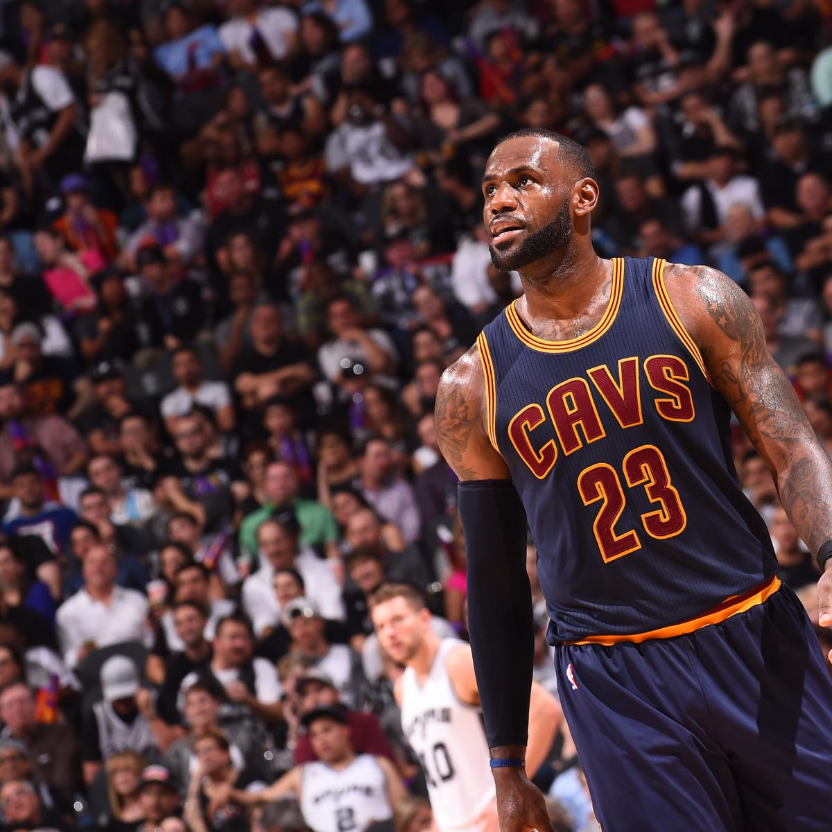 NBA Playoff Picture 2017: Standings, Bracket And Key