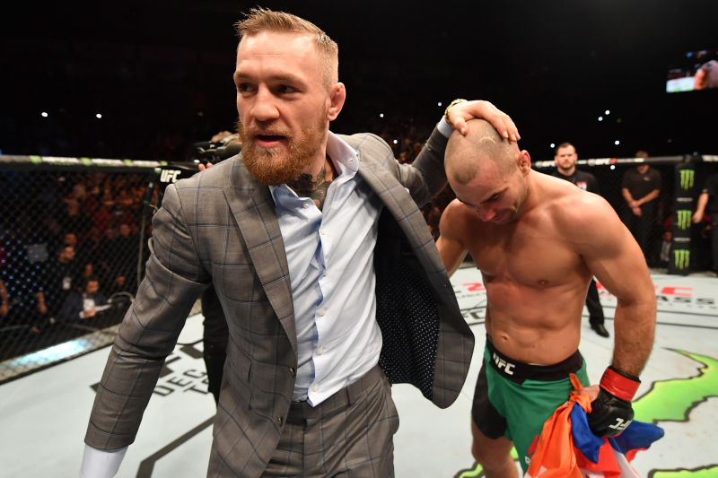 Conor McGregor Coach Says He Believes Floyd Mayweather Fight Will Happen in 2017