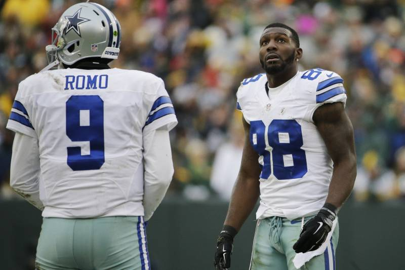 If Dez Caught It Would Tony Romo Still Be In The Nfl