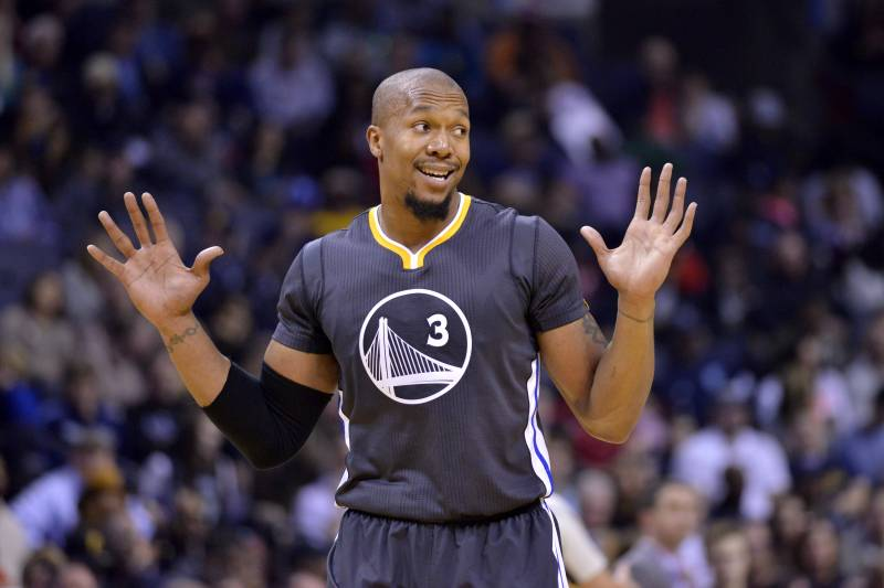 official photos 1b8cd 8aeb9 David West Reportedly Will Return to Warriors for Final ...