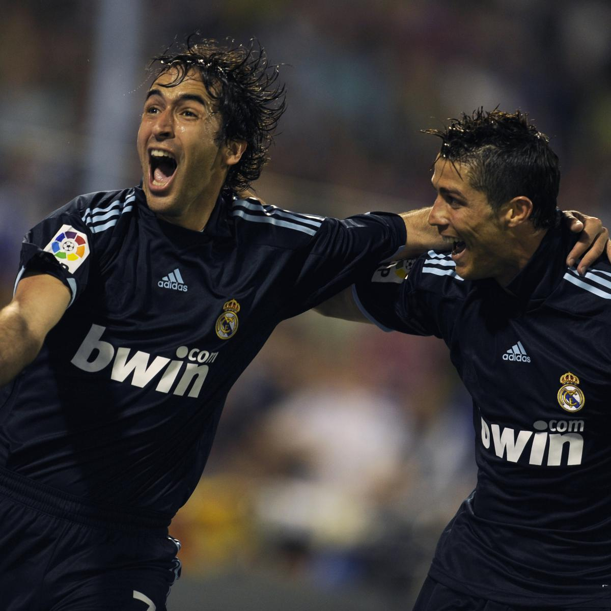 f0ad894b3 Real Madrid s Best Matchday Squad of Last 20 Years Based on Shirt Numbers