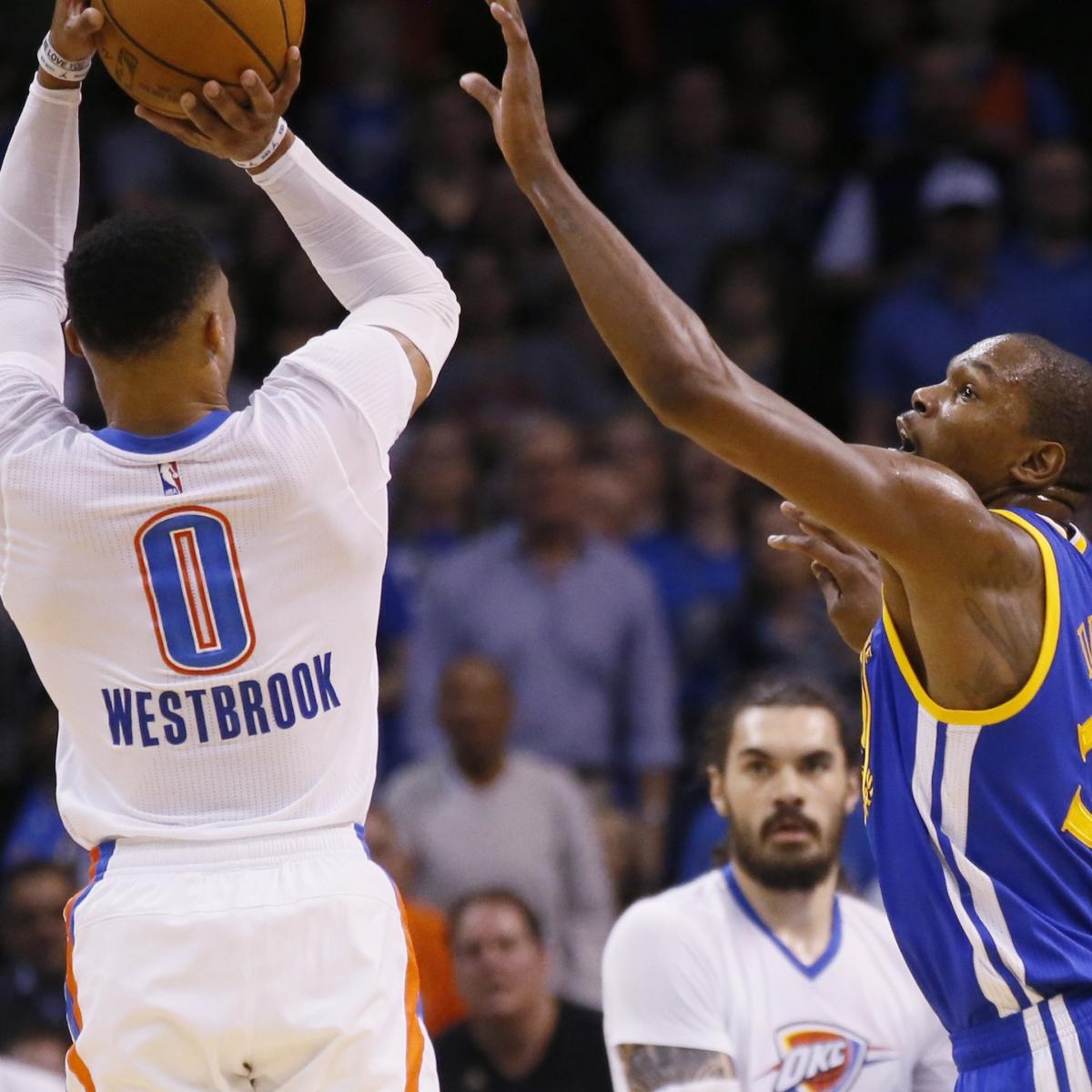 2017 Latest News: NBA Playoff Picture 2017: Standings And Outlook As