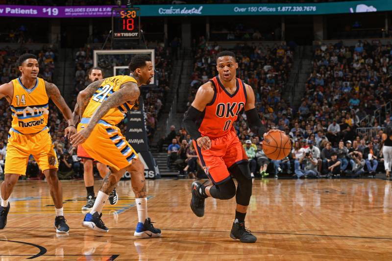 209c6bc6f841 NBA MVP 2017  Russell Westbrook