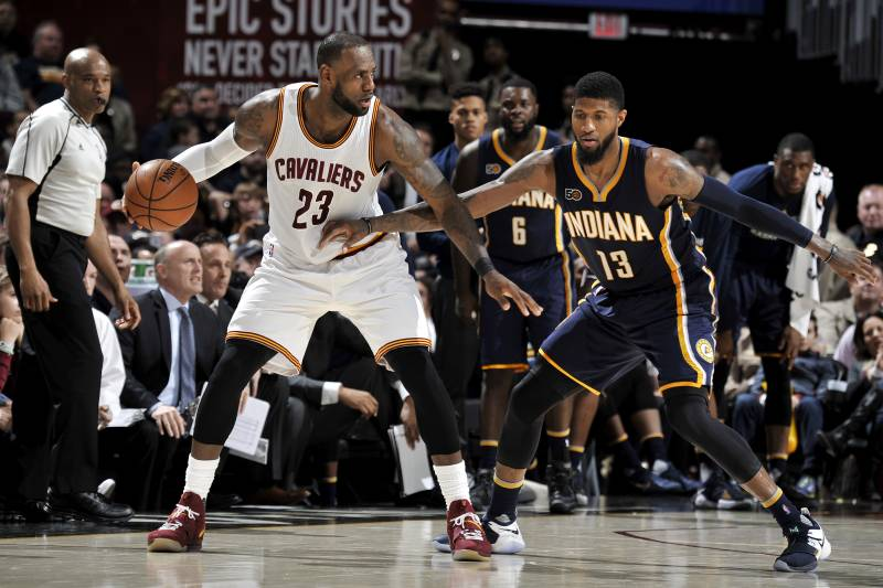d967a2cb7 NBA Playoff Bracket 2017  Full Review of Postseason Picture ...