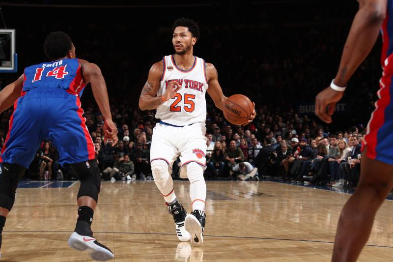 0542fa7c64f Derrick Rose Agrees to Contract with Cleveland Cavaliers
