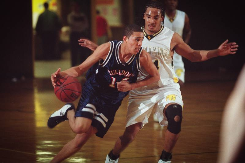 34dbf75847 The Oral History of J. Cole's Basketball Career | Bleacher Report ...