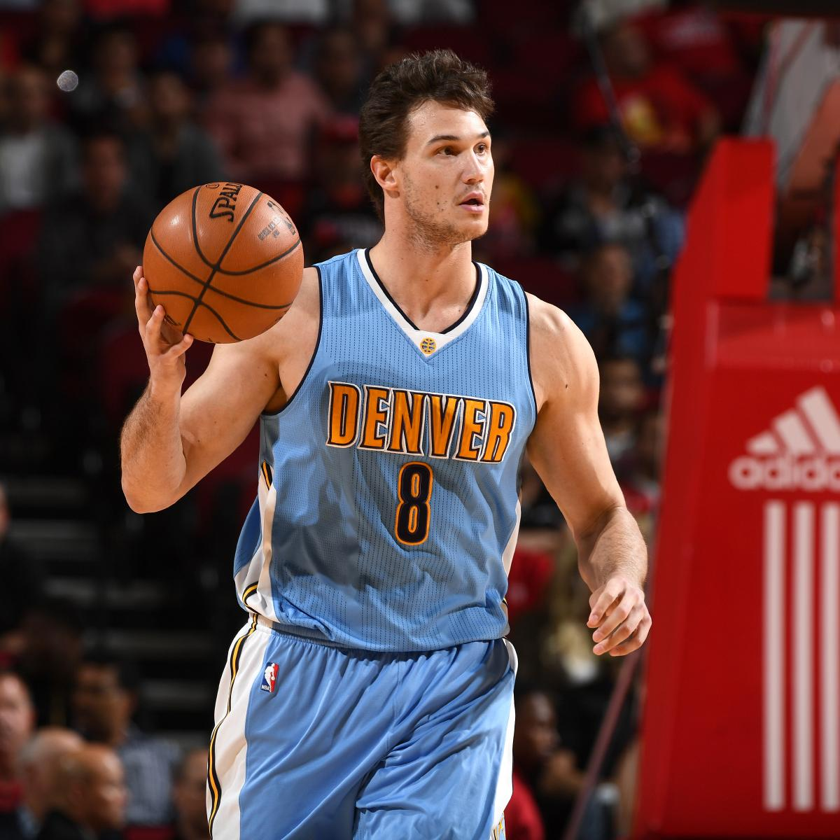 Danilo Gallinari Plans To Opt Out Of Nuggets Contract