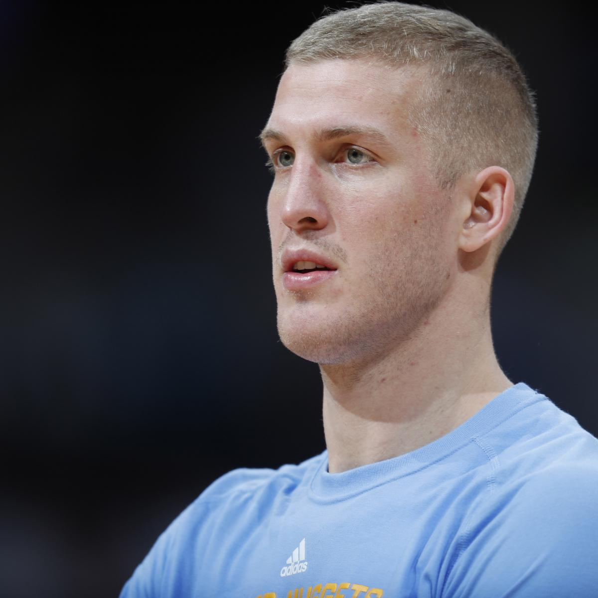 Mason Plumlee Reportedly Agrees To 3-Year, $41M Contract