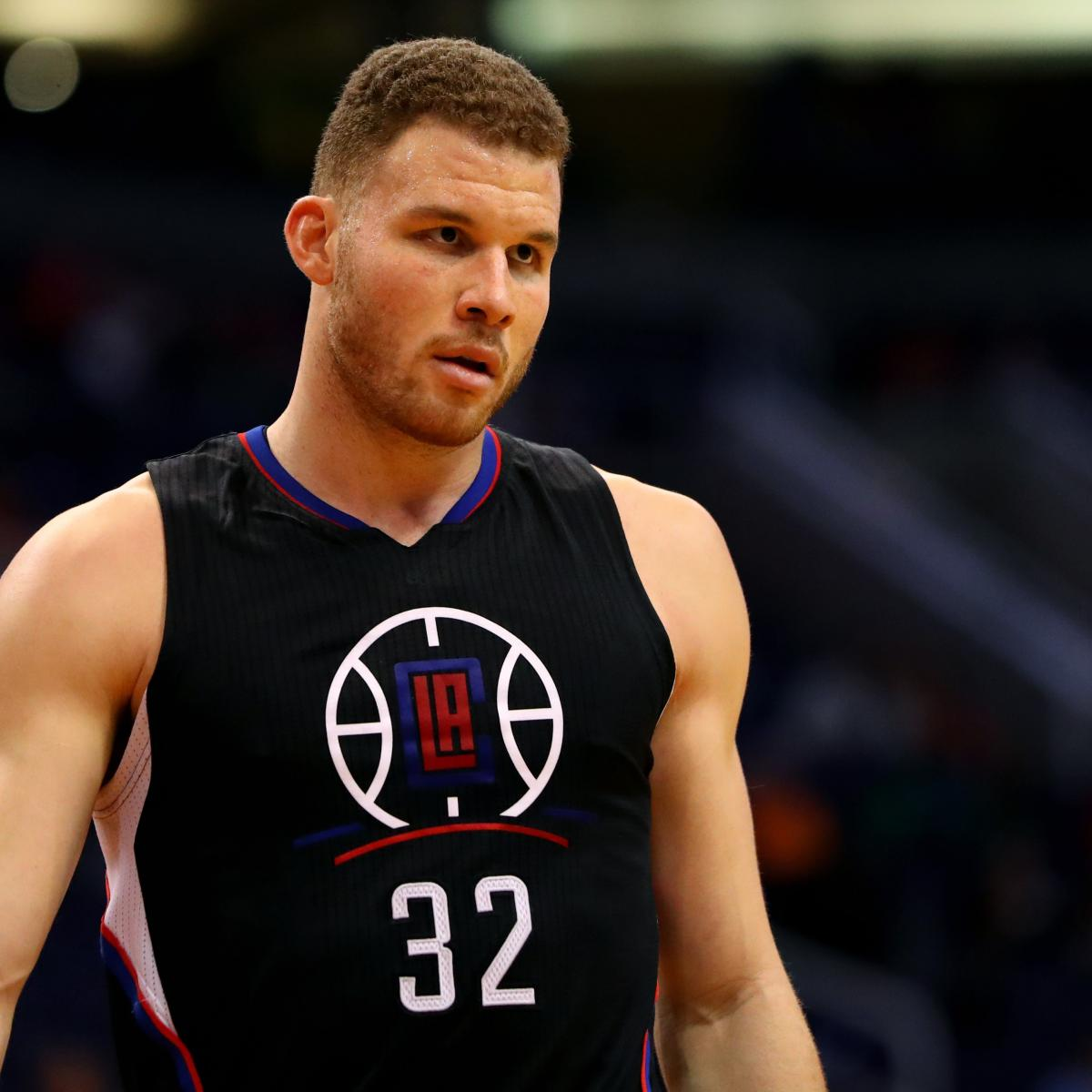 Blake Griffin Reportedly Opts out of Clippers Contract, Will Enter Free Agency
