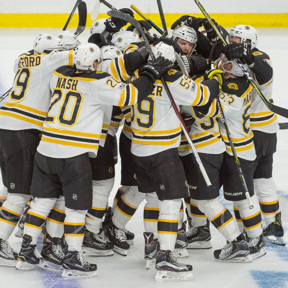 NHL Playoff Schedule 2017: Stanley Cup Guide, Postseason