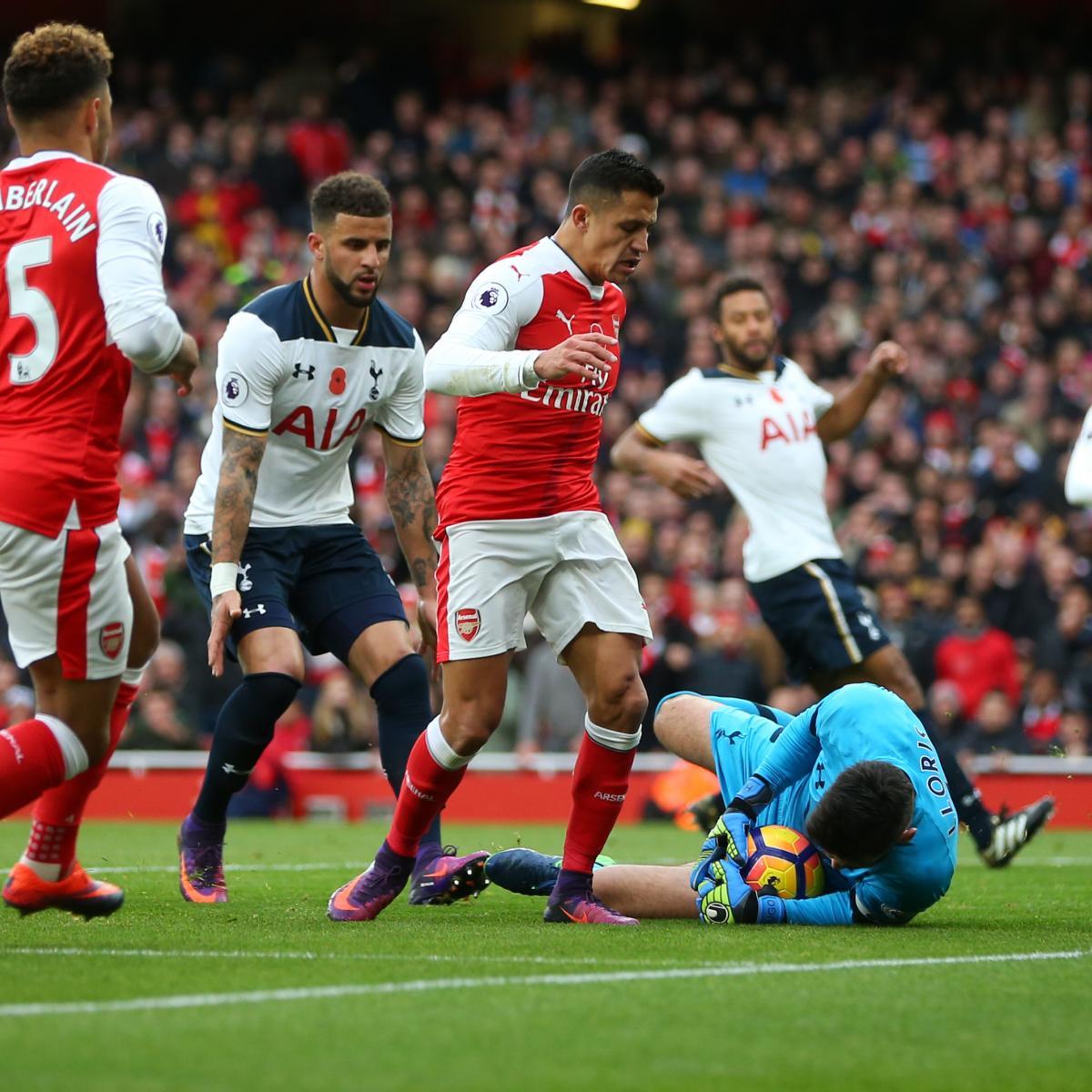 Tottenham Vs. Arsenal: Team News, Preview, Live Stream And