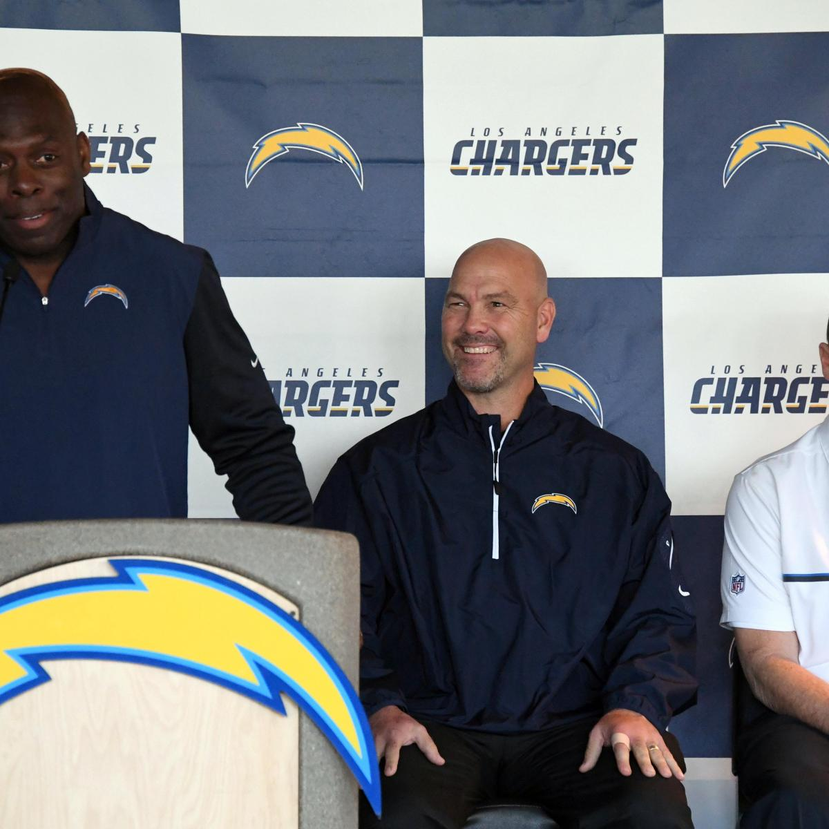 San Diego Chargers Coaching Staff: Chargers Draft Picks 2017: Results, Grades And Analysis