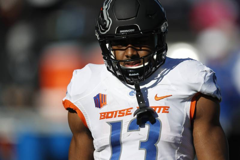 promo code b5c42 a4703 Jeremy McNichols NFL Draft 2017: Scouting Report for Tampa ...