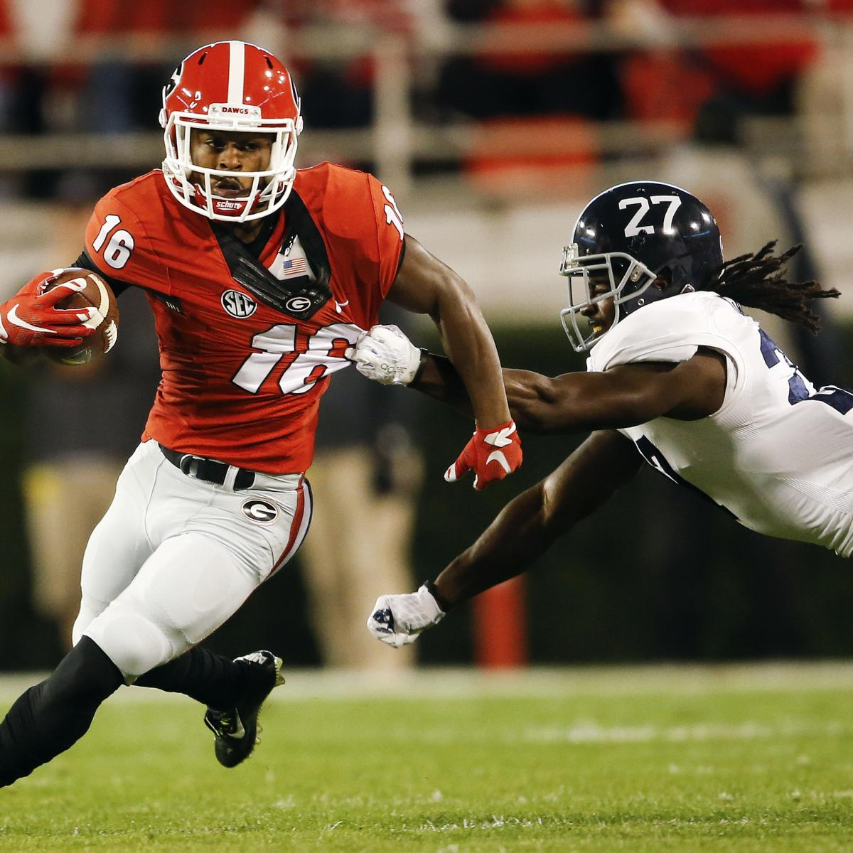 Isaiah Mckenzie Nfl Draft 2017 Scouting Report For Denver