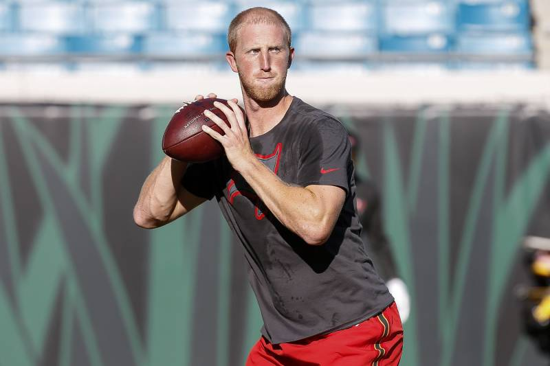 the latest f2972 db982 Mike Glennon Reportedly Felt Bears 'Cheated' on Him with ...