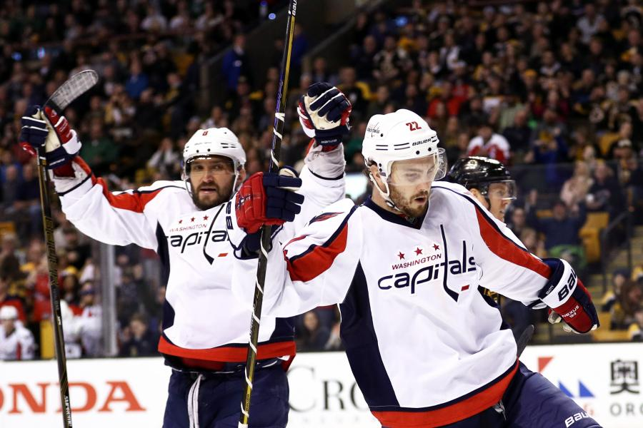 Kevin Shattenkirk's OT Goal Lifts Capitals to Win