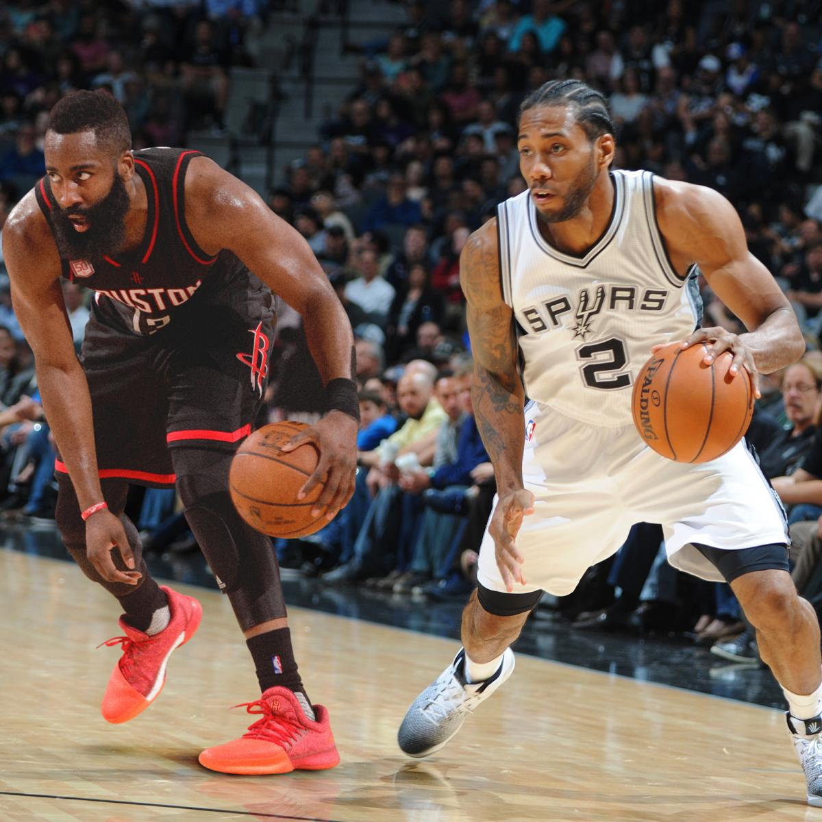 Inside The Plans To Stop James Harden And Kawhi Leonard