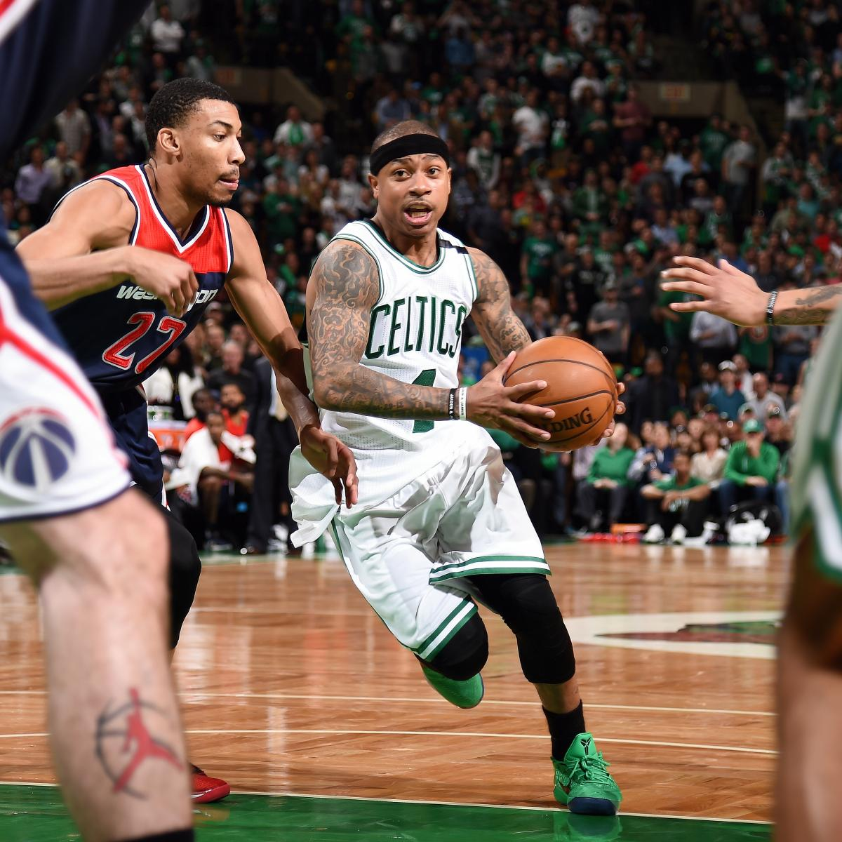 Nuggets Fall In Overtime To Wizards: Isaiah Thomas' 53 Points Power Celtics To 129-119 OT Win