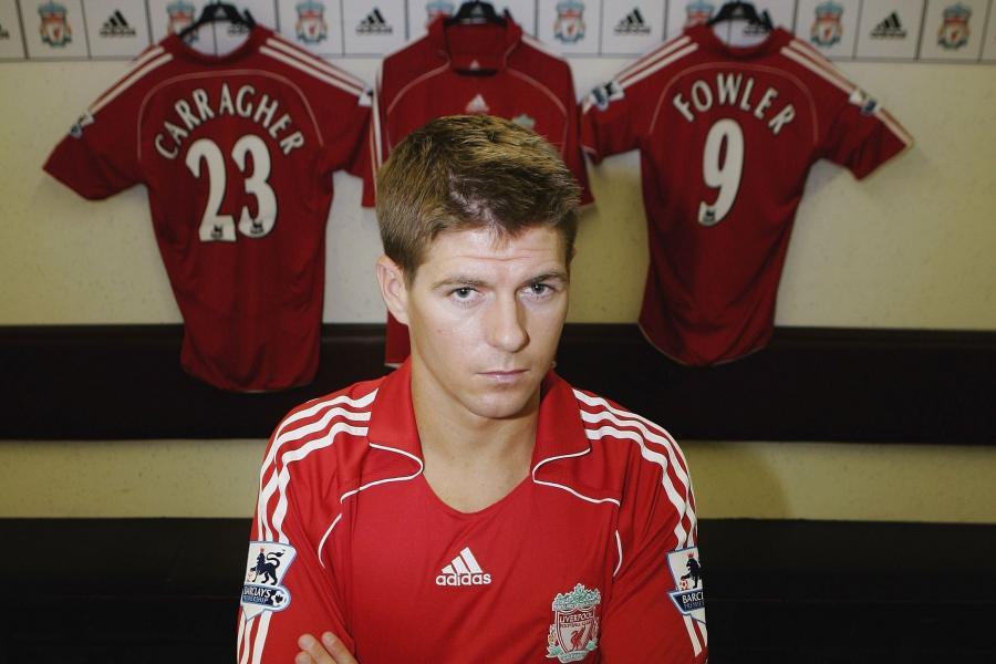 994cf0ae3e0 Ranking Liverpool s Home Kits During the Premier League Era ...