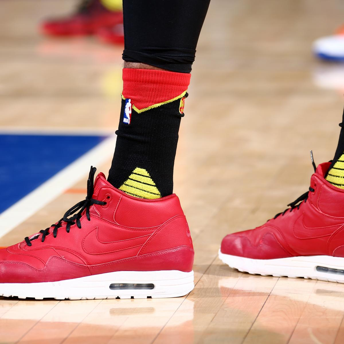 The Wildest Non Basketball Sneakers Worn In An Nba Game