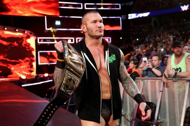 Statistics Show Randy Orton Is Favorite To Win At WWE Summerslam 2020 2