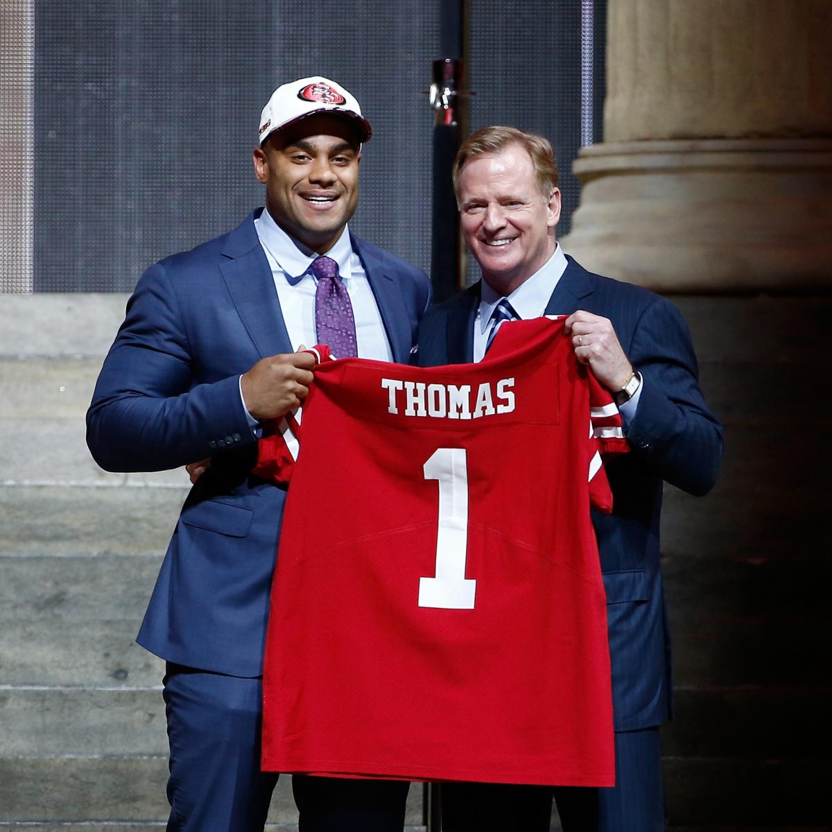Solomon Thomas Agrees To Rookie Contract With San