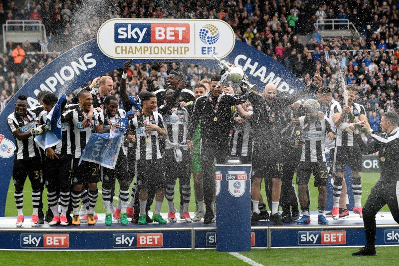Championship Table 2017: Football Results, Final Standings