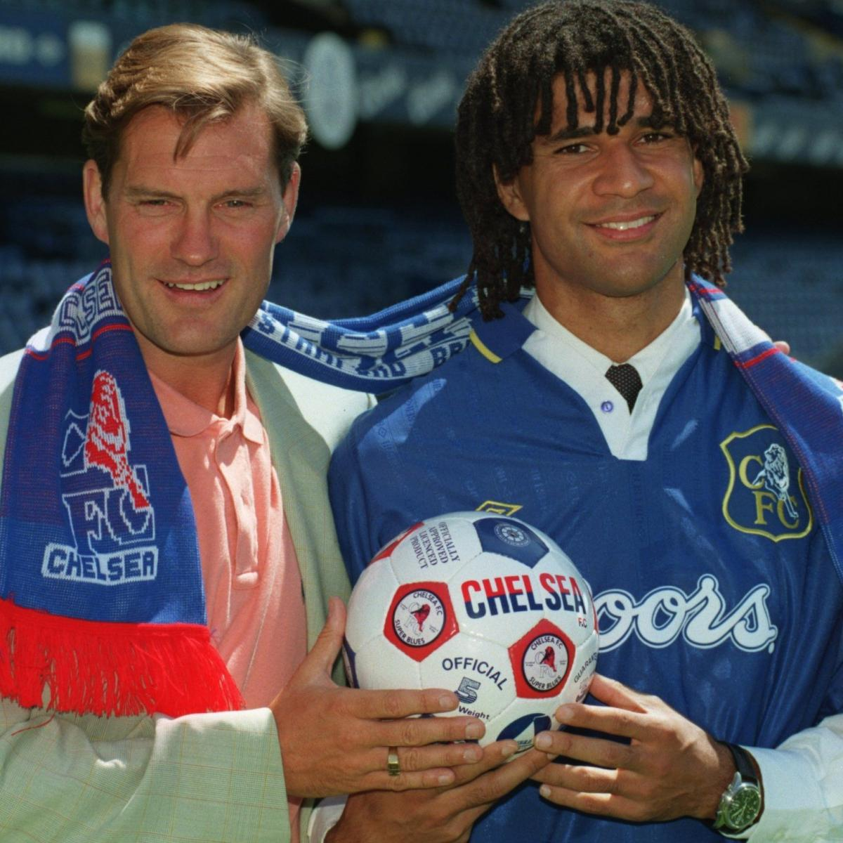 Ranking Chelsea S Greatest Over 30 Signings Of The Premier League Era Bleacher Report Latest News Videos And Highlights