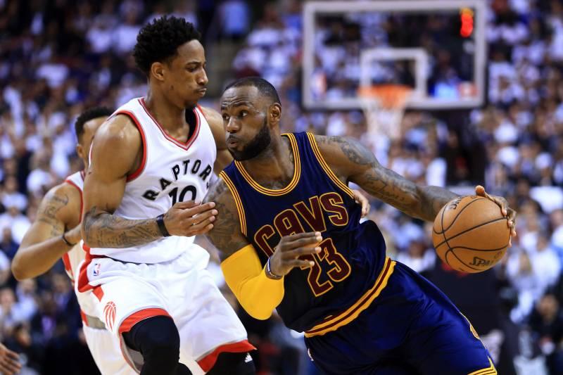 244d99abcbec DeMar DeRozan Says Raptors Would ve Won vs. Cavaliers If LeBron Was on  Toronto