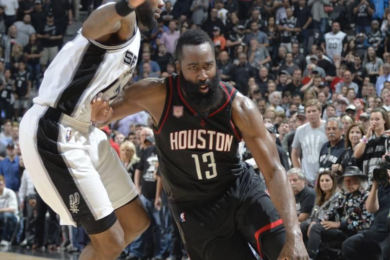 0328e65f04cf San Antonio Spurs vs. Houston Rockets  Odds
