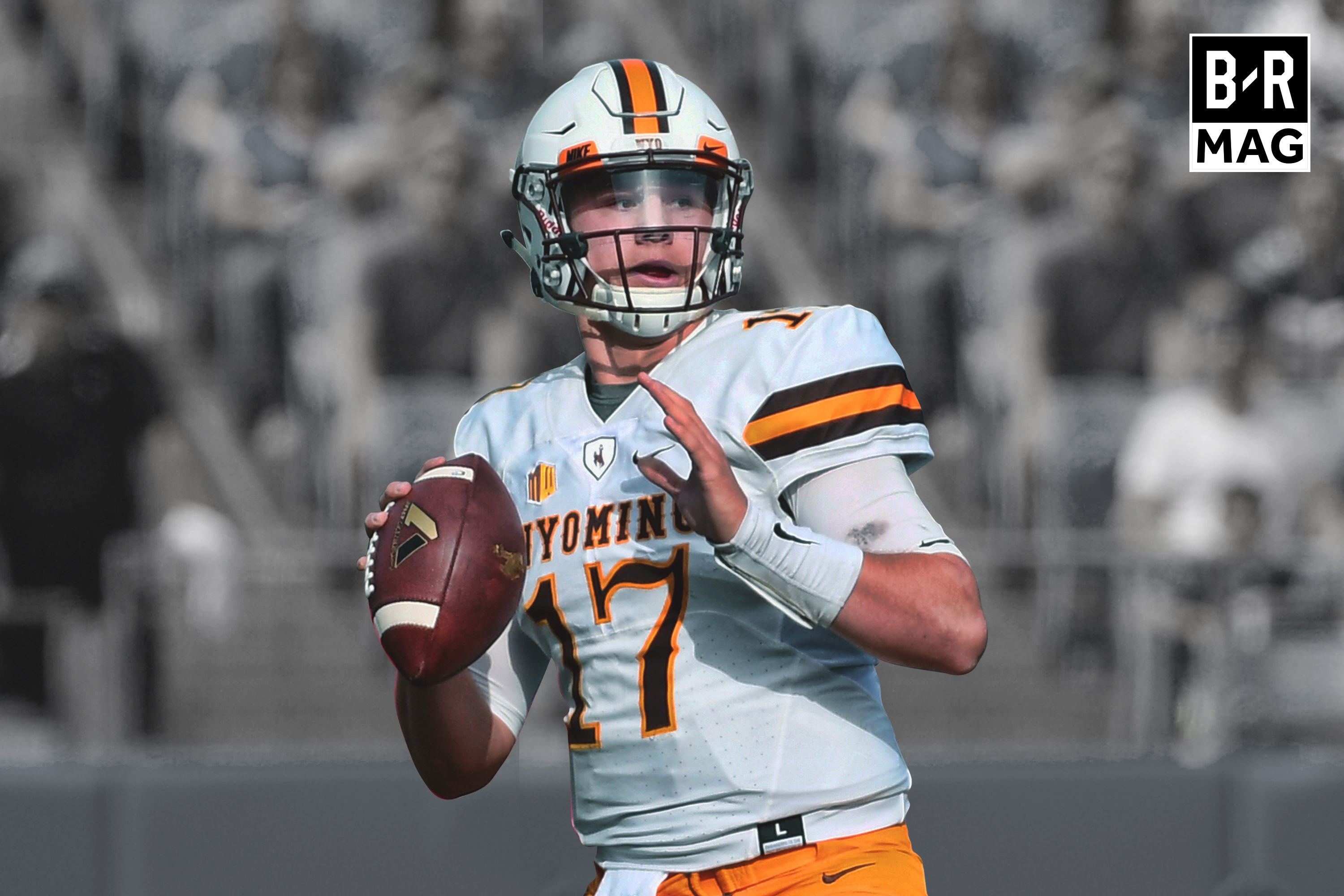 promo code 0fe66 e4e47 Josh Allen May Be a No. 1 NFL Draft Pick—and the Franchise ...