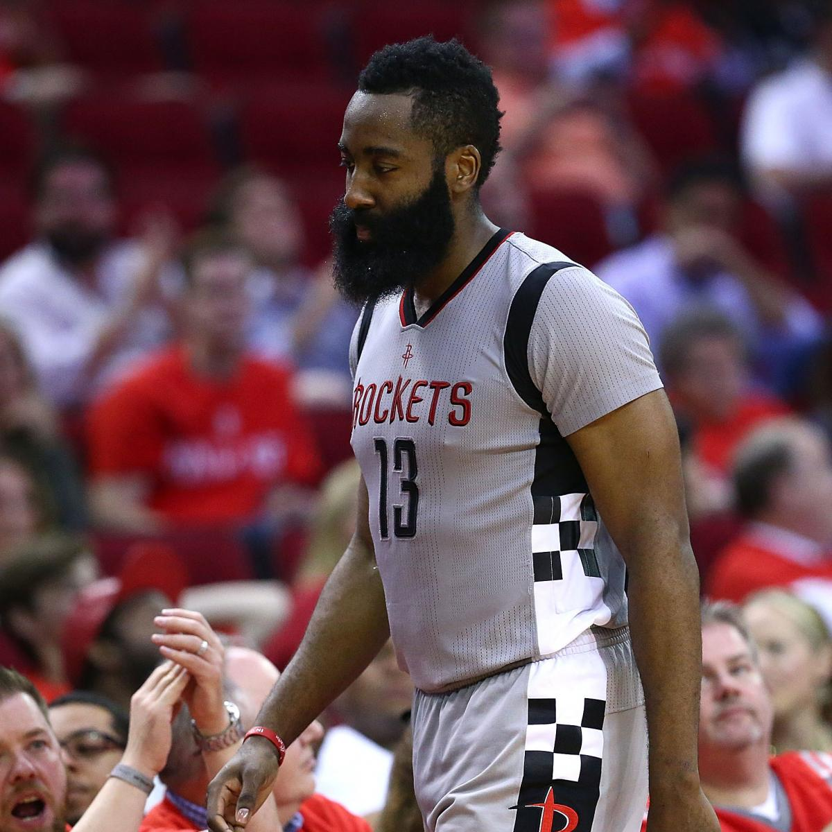 James Harden Quadruple Team: James Harden Takes Responsibility For Loss To Spurs, Says