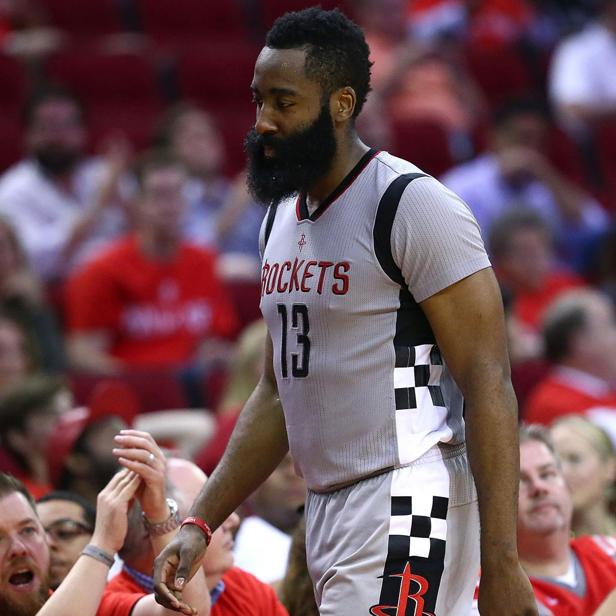 Game 6 No-Show Tells James Harden, Rockets It's Time To
