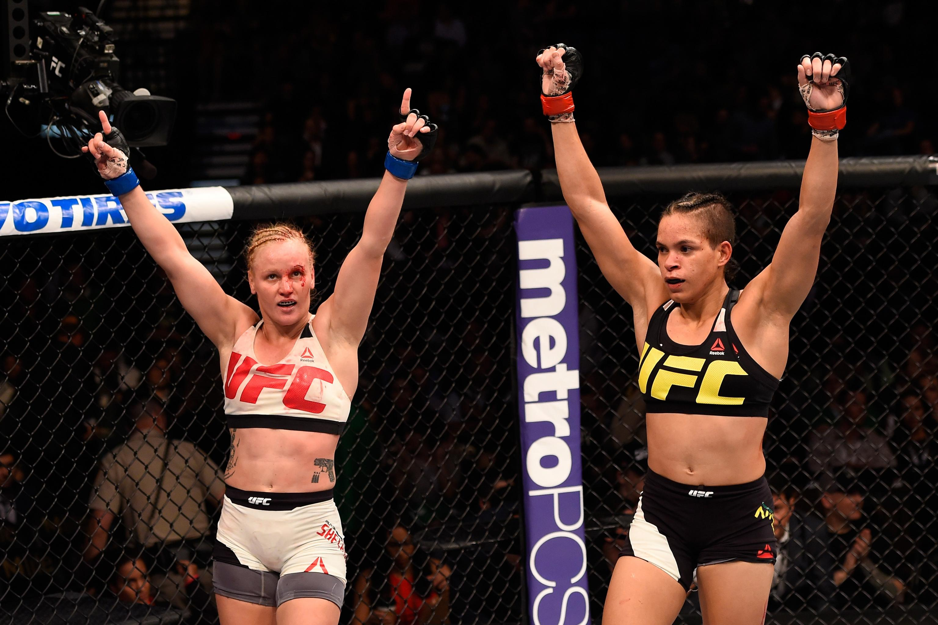 "Bring Her On!"" - Valentina Shevchenko Has an Interesting Offer for Amanda Nunes"