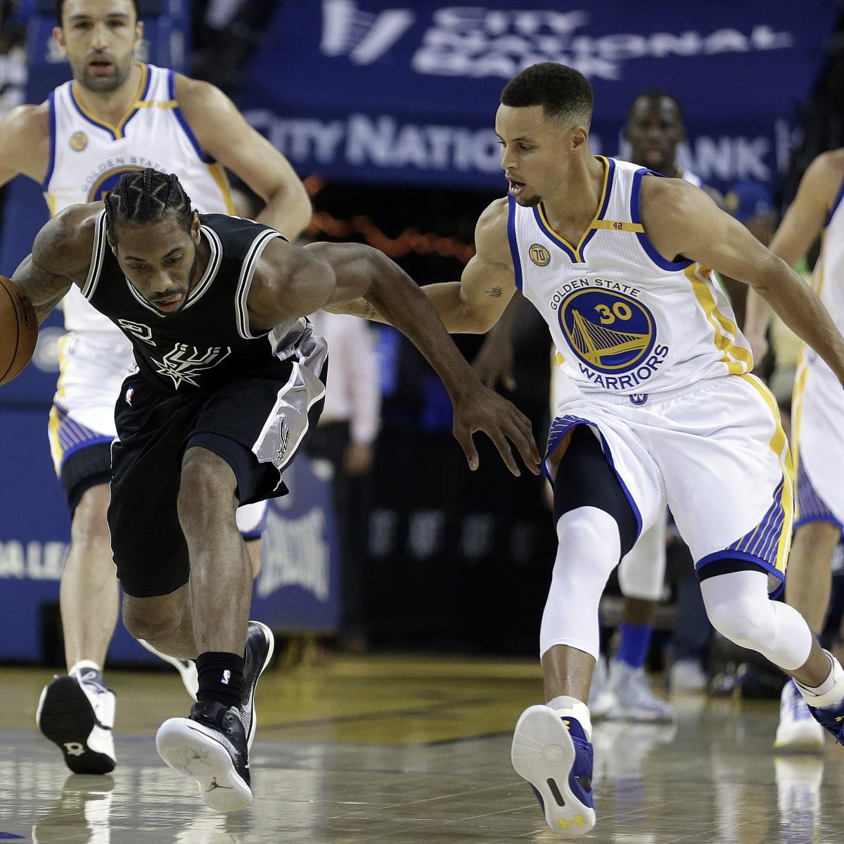 NBA Finals 2017: Championship Odds And Predictions For