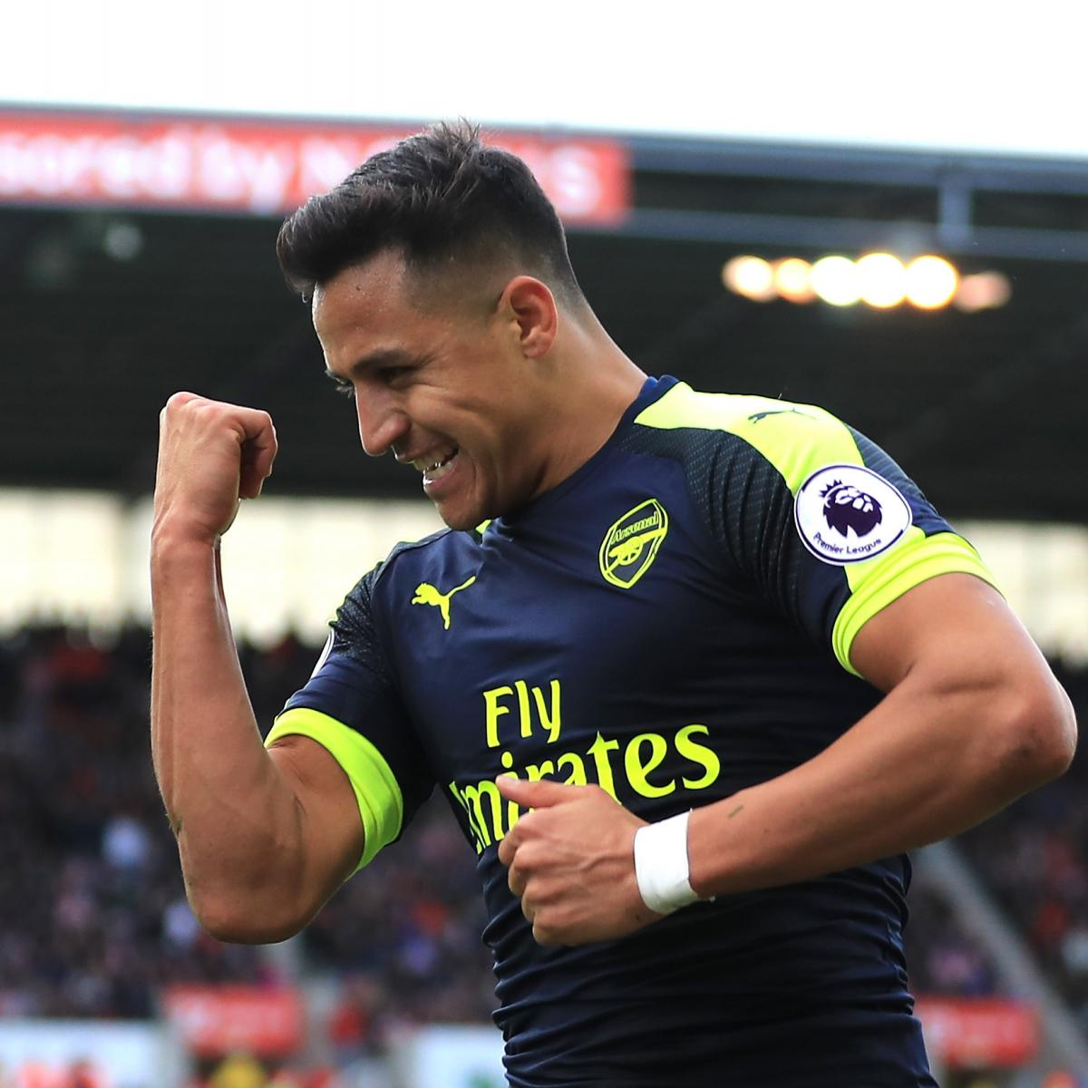 Manchester United Transfer News Alexis Sanchez Rumours: Arsenal Transfer News: Alexis Sanchez 'Welcome' At PSG