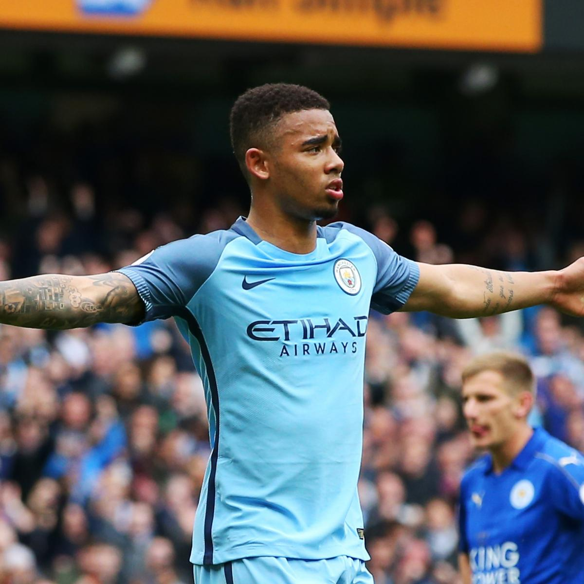 Could Gabriel Jesus and Marcus Rashford Be Manchester's ...