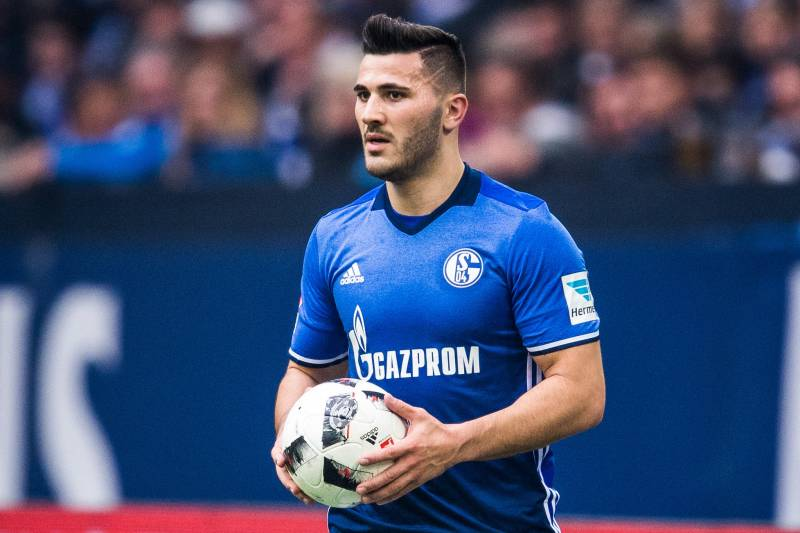 7c1ad914abc Sead Kolasinac to Sign for Arsenal from Schalke on a Long-Term ...