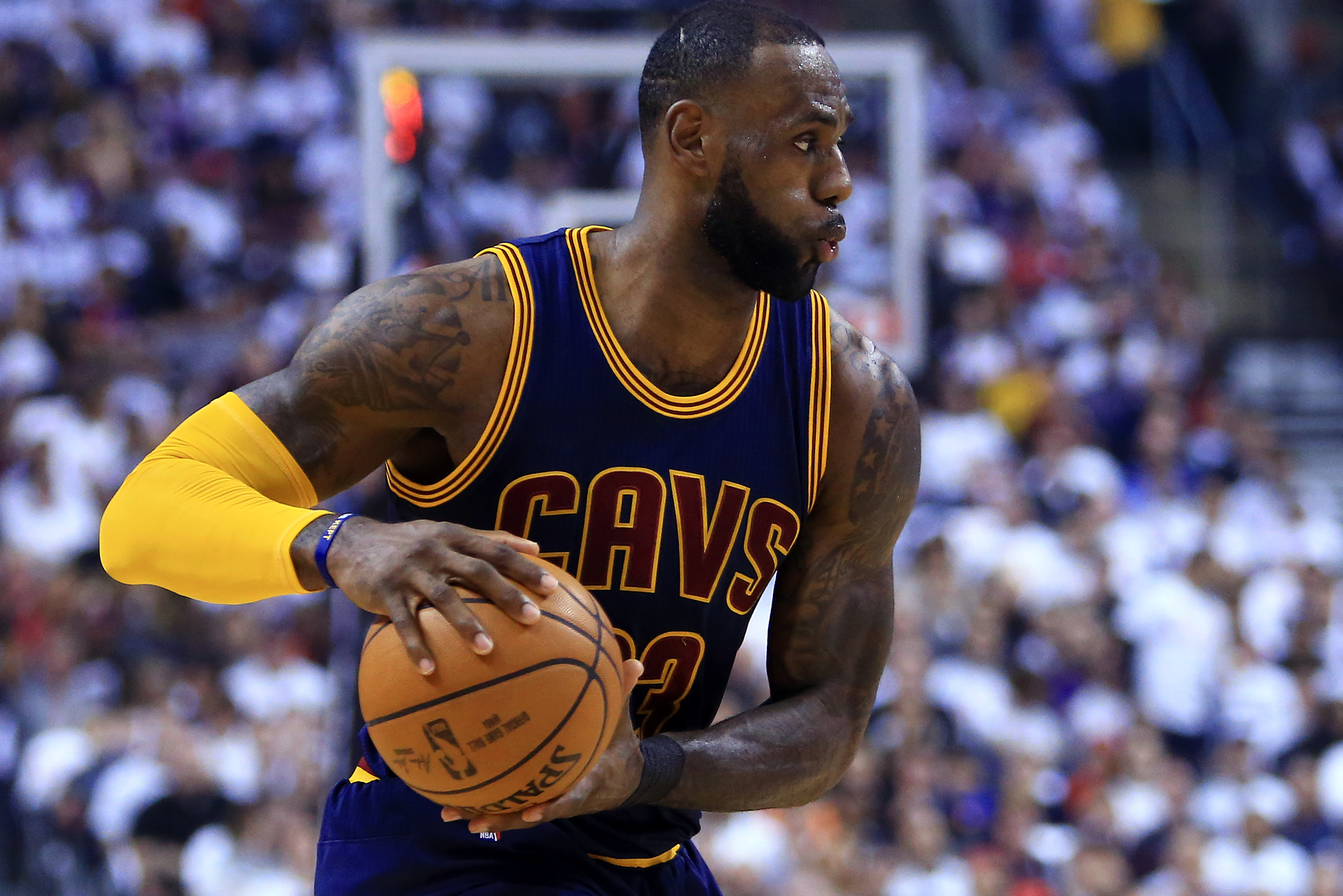 info for 8e68f e0a14 Cleveland Cavaliers Announce Goodyear for Their Jersey Logo ...