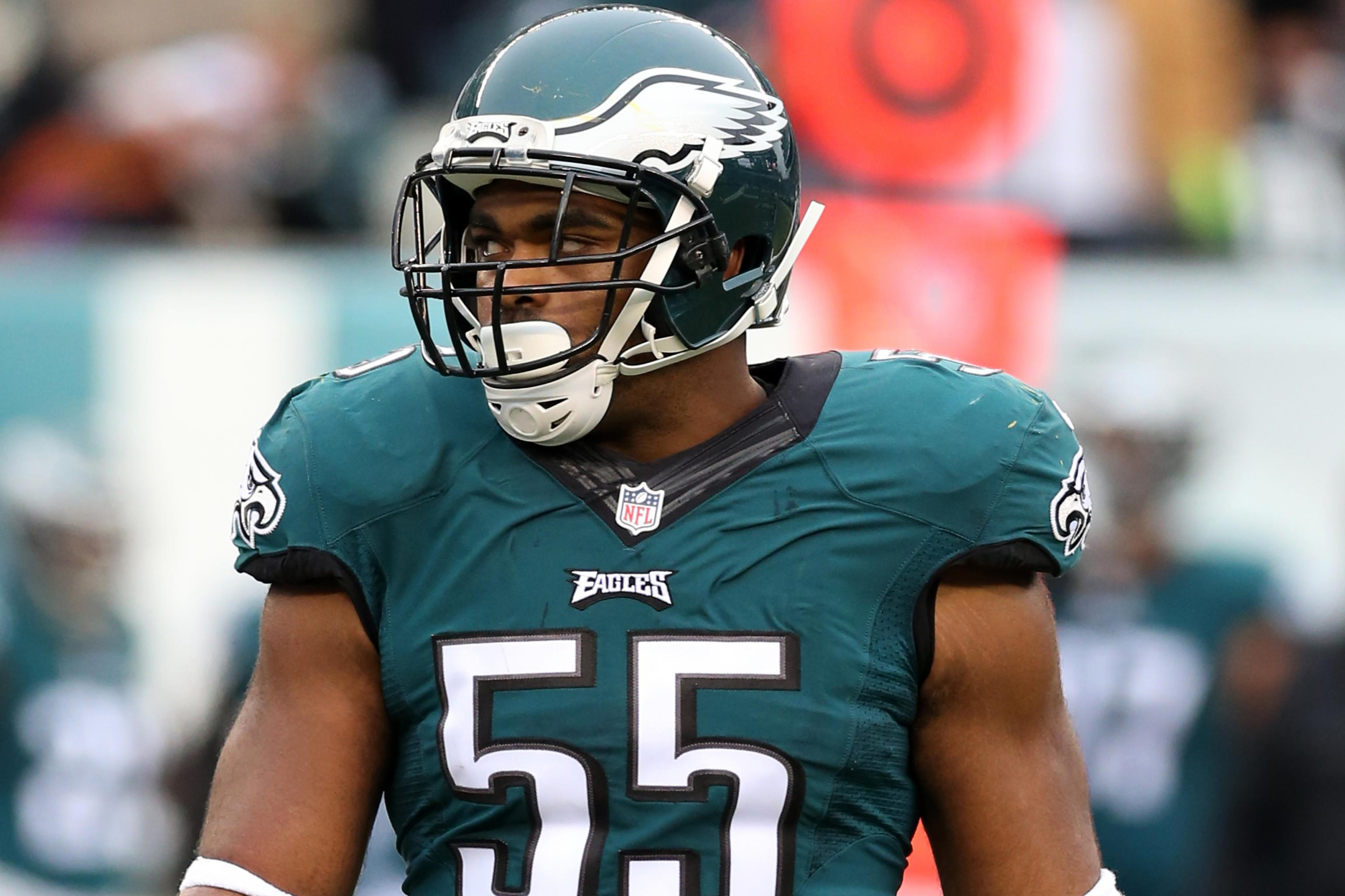 reputable site be622 39417 Brandon Graham Calls Eagles Contract Holdout Report 'Fake ...