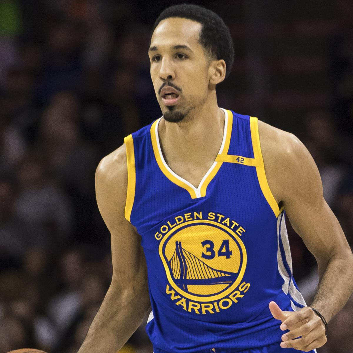 Shaun Livingston, Warriors Reportedly Agree to Terms on 3 ...