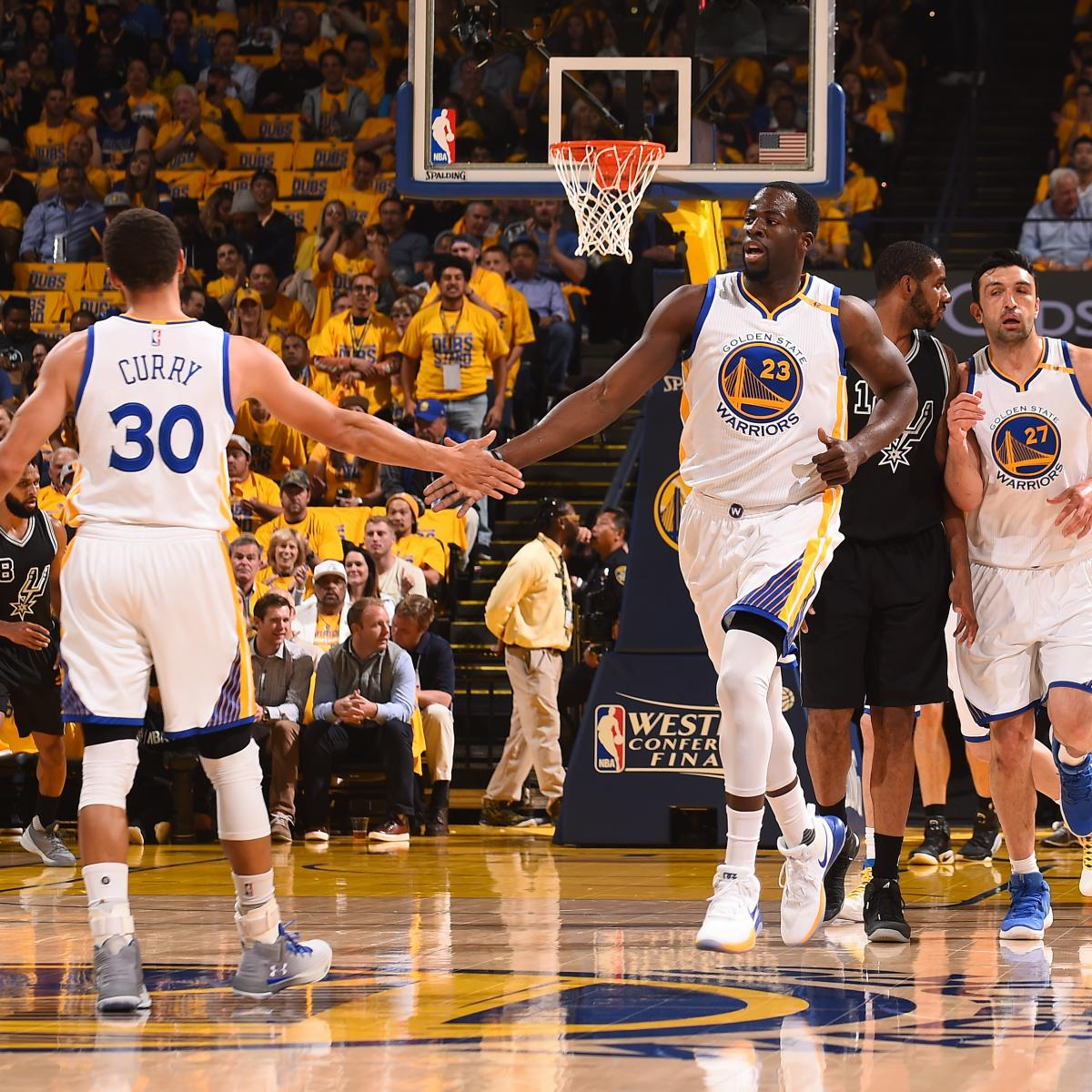 Who Will Lead The Attack For Tottenham In The Absence Of: Warriors Rout Spurs 136-100 In Kawhi Leonard's Absence For